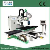 CNCの木工業機械装置のツールを移動する表