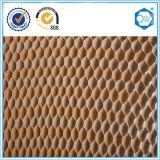 Núcleo de papel de nido de abeja de buena calidad para muebles de panal.