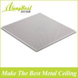 China hizo decorativo Gota-en el panel de techo de aluminio