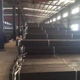 Tubo cuadrado de acero suave negro cuerpo hueco hecho en China el fabricante