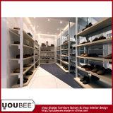 方法女性の靴の表示小売店デザイン