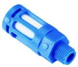 Пневматический шумоглушитель звукоглушителя с CE (синь PSU-10)