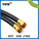 点公認SAE J1402 3/8インチのエアブレーキのホースアセンブリ