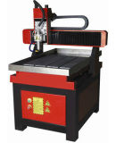 Nuovo macchinario di CNC Carver di stile 3D con il buon prezzo per il metallo dell'incisione