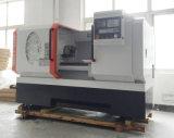 (BL-H6135/6136B/6140A/6150/6150A)平床式トレーラーCNCの旋盤機械