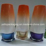 Omgekeerde Plastic Fles voor de Producten van de Zorg van de Huid
