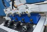 Multi-Heads 4 ejes de la Carpintería CNC grabador con Rotary para la elaboración de las piernas, el molde