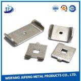 Fabrication de feuille en laiton de métallisation d'OEM estampant des parties avec le service de galvanoplastie