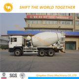 Camion mobile de mélangeur concret avec le système Self-Loading