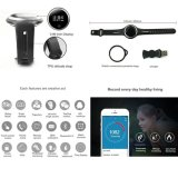 Pulseiras Inteligente Bluetooth Smart assista à prova de água & Passometer & Sleep Tracker Activity Monitor Bracelete inteligente
