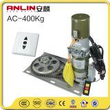 Una buena calidad AC400kg Motor del obturador de rodillo residente con control remoto