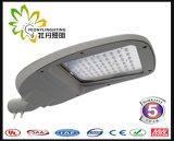 40W6 60W 80W 90W 옥외 조정가능한 LED 가로등, Ce& RoHS 승인을%s 가진 싼 LED 가로등 태양 LED 가로등