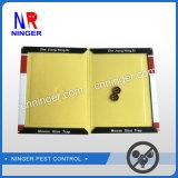 Carton collant de trappes de colle de rat et de souris de première vente
