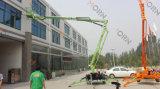 [مورن] إشارة [10م] كرز مقطفة ديزل هيدروليّة كهربائيّة يرفع رجل [تووبل] صاحب مصنع لأنّ عمليّة بيع
