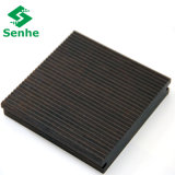 Suelo de bambú tejido hilo al por mayor para el uso al aire libre