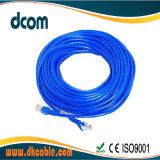 Cable UTP Cat5e Cable LAN con conectores RJ45