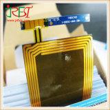 Onda eletromagnética de blindagem adesiva da folha de ferrite eletromagnética