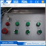 Vakuumtisch MDF-hölzerne Plastikausschnitt-Gravierfräsmaschine