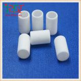 Substrato 99% Al2O3 di ceramica del tubo