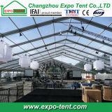 Напольный прозрачный шатер крыши для выставки