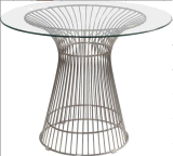 Warren Platner Wire Tabla lateral