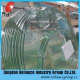 Vidrio de la tabla 5-10m m / Vidrio de endurecimiento / vidrio de seguridad / vidrio de la escalera / vidrio templado