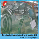 het Glas van /Tempered van het Glas van /Safety van het Glas van /Toughen van het Glas van de Lijst van 510mm/van het Glas van de Trede