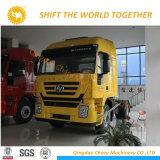 Camion del trattore della rotella di Hongyan 6X4 10 di tecnologia dell'Iveco