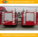 4*2 de Sproeier van de Brand van het Schuim van het Water van Dongfeng 5ton/De Vrachtwagen van de Brandbestrijding