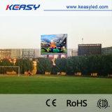Visualizzazione di pubblicità gigante del tabellone per le affissioni dello schermo della strada principale LED