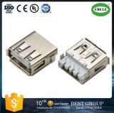 Fbusba2-105 Conector RJ45 de Reversão USB conectores USB do conector USB (FBELE)