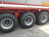 3-Axle ha isolato l'autocisterna di trasporto del bitume