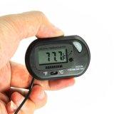 De professionele Digitale LCD Thermometer van het Aquarium van de Tank van Vissen voor de Aquicultuur van de Hydrocultuur