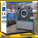 Máquina de friso da mangueira hidráulica automática rápida da ferramenta da mudança