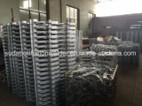 Seifenlösung 200mm HDPE Rohr-Kolben-Schmelzschweißen-Maschine