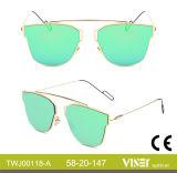 Cer der Verkaufsschlager-neues Form-Frauen-Sonnenbrille-UV400 (118-A)