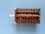 Commutatore rotante dell'interruttore del forno dell'interruttore di attuatore