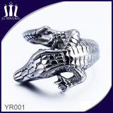 TitanstahlGecko316l mens-Ring