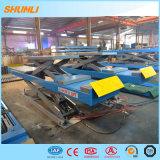Elevador de tesoura hidráulica de serviço pesado da fábrica