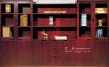 Escritório de madeira da biblioteca do escritório da saliência do gabinete de arquivo da alta qualidade