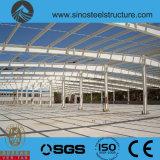 Ce ISO BV SGS Pre-Engineered стальные конструкции склада (TRD-073)