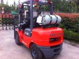 De Vorkheftruck van LPG, Vorkheftruck van de Benzine van de Vorkheftruck van de Vorkheftruck van de Vorkheftruck de Vierwielige