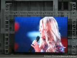 Outdoor pleine couleur Location LED Display Panel 500 * 1000mm P4.81, P5.95, P6.25