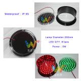 Nuovo semaforo del segnale della lampada 200mm LED di colore rosso LED