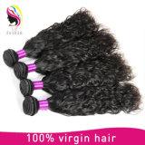 100% de onda natural bruto extensões de cabelo humano