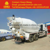 Caminhão do misturador concreto do transporte 6*4 do cimento de HOWO (movimentação da mão esquerda)