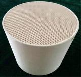 Ceramica cordierita Filtro de partículas Diesel DPF de cerámica de nido de abeja para el sistema de escape