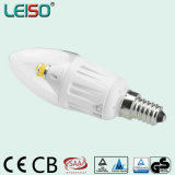 Candle Light regulable CREE chip Scob LED (LS-B304-A / B)