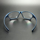 Sicherheitsgläsersun-Glas-optischer Rahmen-Anzeigen-Gläser (SG122)
