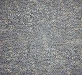 De China de la fábrica del pegamento suelo de lujo posterior seco del vinilo del PVC abajo